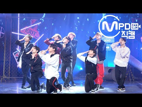 [MPD직캠] 유앤비 직캠 4K '감각(Sense/Feeling)' (UNB FanCam) | @MCOUNTDOWN 2018.4.12