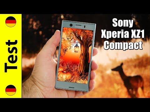 Sony Xperia XZ1 Compact | wie erwartet, das beste kompakte Android-Handy