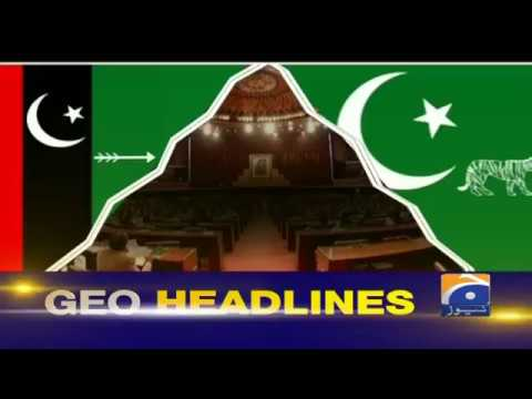 Geo Headlines - 07 PM - 16 August 2018