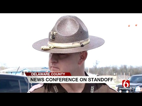 Delaware County Standoff