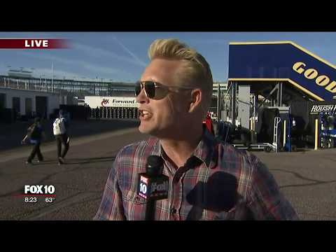 Cory's Corner: NASCAR weekend at Phoenix International Raceway