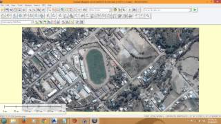 Pasar imagen georeferenciada de google earth o google maps a autocad Free HD Video
