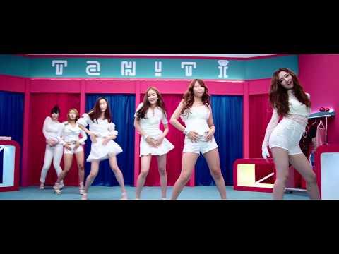 타히티(TAHITI) - Tonight M/V PC ver. 신인걸그룹 타히티 투나잇 뮤직비디오 공개