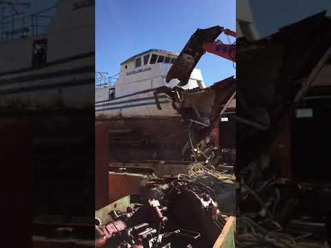 Demolizioni Cantiere Navale Martello