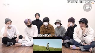 [INDO SUB] [BANGTAN BOMB] BTS 'ON' MV reaction - BTS (방탄소년단)