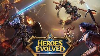 Dota 2, Dota на телефон,планшет!! Обзор игры Heroes Evolved