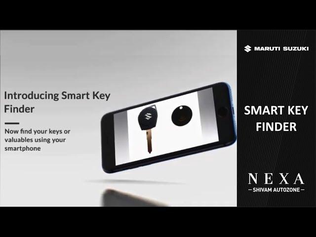 Smart Key Finder | Nexa Genuine Accessories| Shivam Autozone