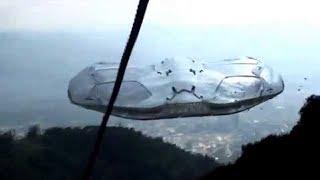 НЛО 2017! реальное видео пришельцев!