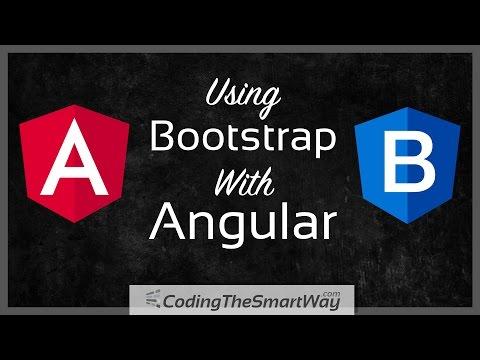 Using Bootstrap with Angular - CodingTheSmartWay com Blog