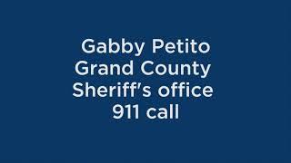 Audio of 911 call reporting incident between Gabby Petito, Brian Laundrie in Utah