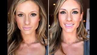 Paige Hathaway gets Permanent Makeup by Sheila Bella