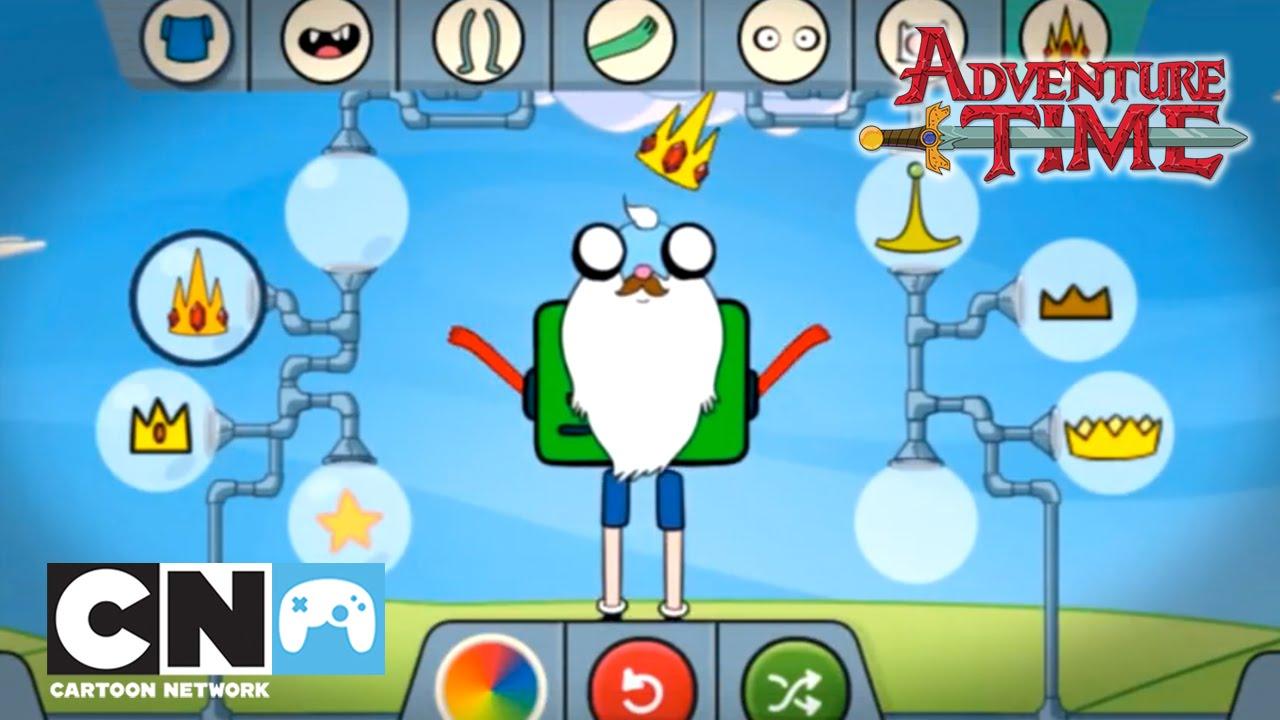 Cartoon Network Character Designer Salary : Character creator game cartoon network youtube