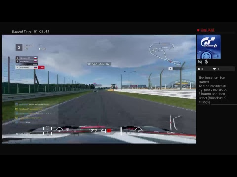 GT Sport Slovenia Tsukuba test