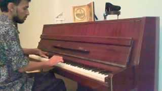 Love story - Andy Williams by Ahmad (piano version)