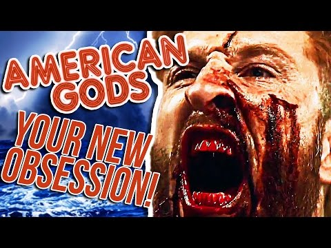 AMERICAN GODS - You Will Buy Starz To Watch This!