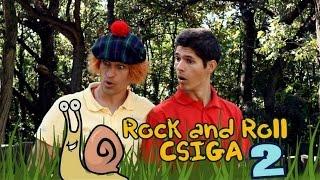 Tompeti és Barátai - Rock & Roll Csiga 2 /Hivatalos videóklip/