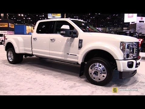 2020 Ford F450 Super Duty Limited - Exterior Walkaround - 2019 Chicago Auto Show
