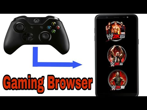 How to Download Gaming Browser 100%work ni android