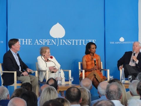 Crisis with Russia: Madeleine Albright, Robert Gates, Condoleezza Rice