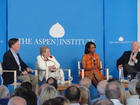 Crisis with Russia: Madeleine Albright, Robert Gates, Condoleezza Rice