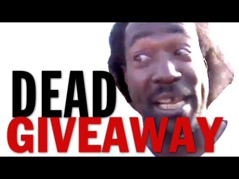Dead Giveaway!