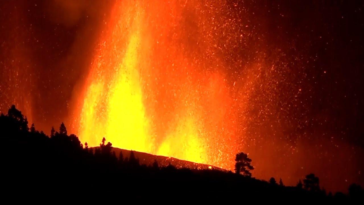 Download Aparece una nueva boca eruptiva en Tacande (El Paso)