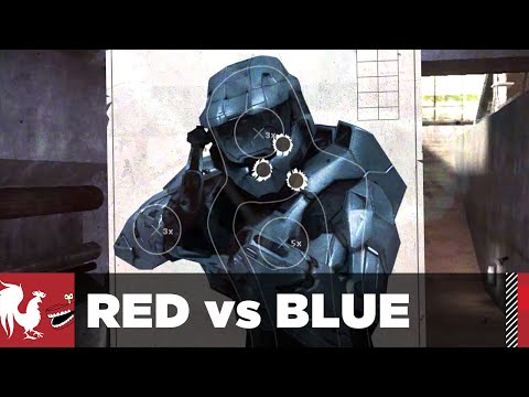 Fight the Good Fight! - Episode 12 - Red vs. Blue Season 14