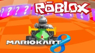 Mario Kart in Roblox- MeepCity Racing with Darzeth!