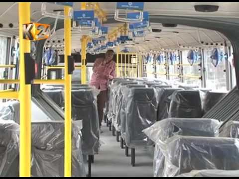 New look buses to revolutionize transport in the city