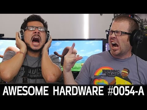Awesome Hardware #0054-A: Biggest & Fastest SSDs Ever, Overw