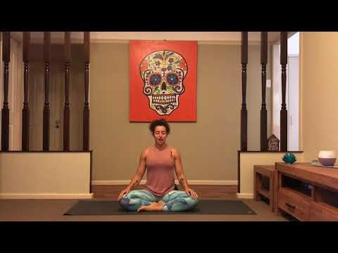 Yoga with Stacey Turner - Victorious Breath/Ujjayi Pranayama