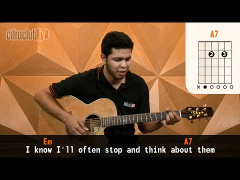 In My Life - The Beatles (aula de violão simplificada)
