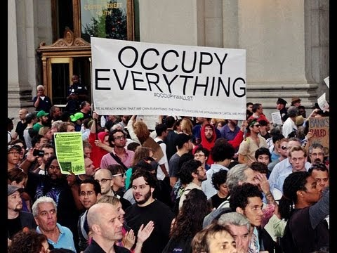 Occupy Wall Street Was a Successful Activism Startup Incubator
