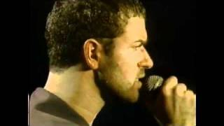 George Michael - Careless Whisper - Live  (HIGH Quality- Remastered Sound)
