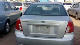 Korean used Car - GM Daewoo Lacetti (Seoul Trading) [Autowini.com]