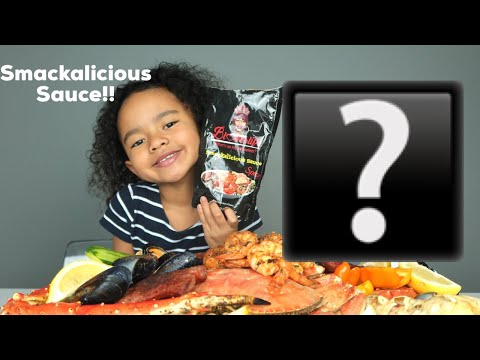 SEAFOOD BOIL WITH BLOVES SMACKALICIOUS SAUCE!! FEATURING A SPECIAL GUEST