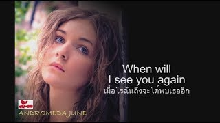Baixar เพลงสากลแปลไทย Miss You Like Crazy - The Moffatts (Lyrics & Thai subtitle)