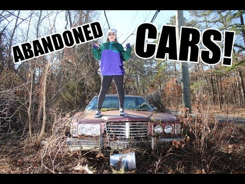 CLASSIC CAR GRAVEYARD | You Won't Believe What We Found?!?!