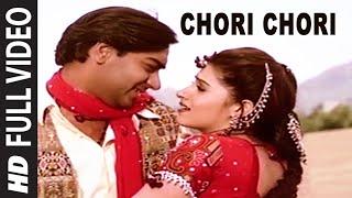 Chori Chori Full Song | Itihaas | Ajay Devgan, Twinkle Khanna