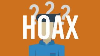 Animasi Motion Graphic Iklan Layanan Masyarakat: Waspada Hoax