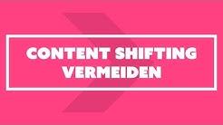 #74: Content Shifting beim Laden von Bildern vermeiden | Martin Wolf Screencast