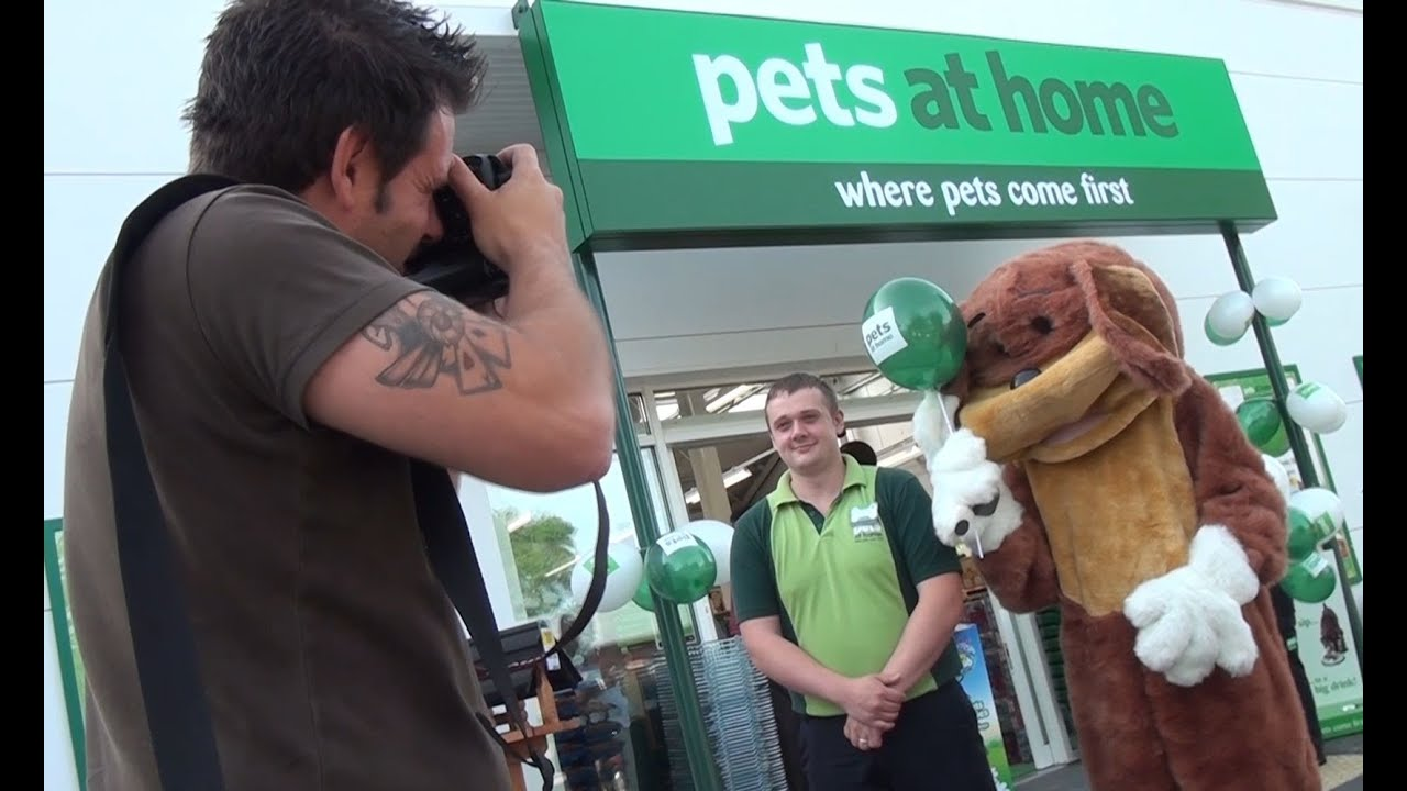 pets at home open store on kennedy way in tiverton   youtube
