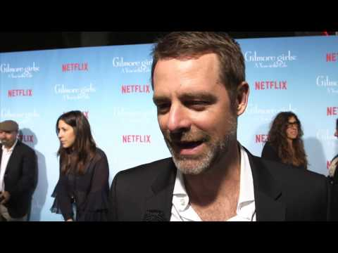 David Sutcliffe    Gilmore Girls Red Carpet Premiere     TVLIne