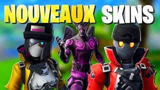 ALL THE PROCHAINS SKINS OF SAISON FIN 7 ON FORTNITE!