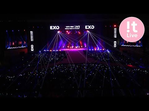 The story of SMTOWN LIVE WORLD TOUR VI in DUBAI