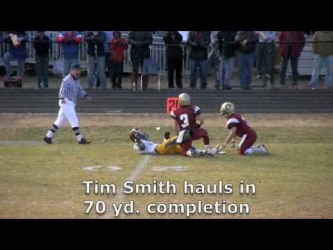 2008 Oscar Smith vs Oakton Div. 6 State Semifinal Football Highlights