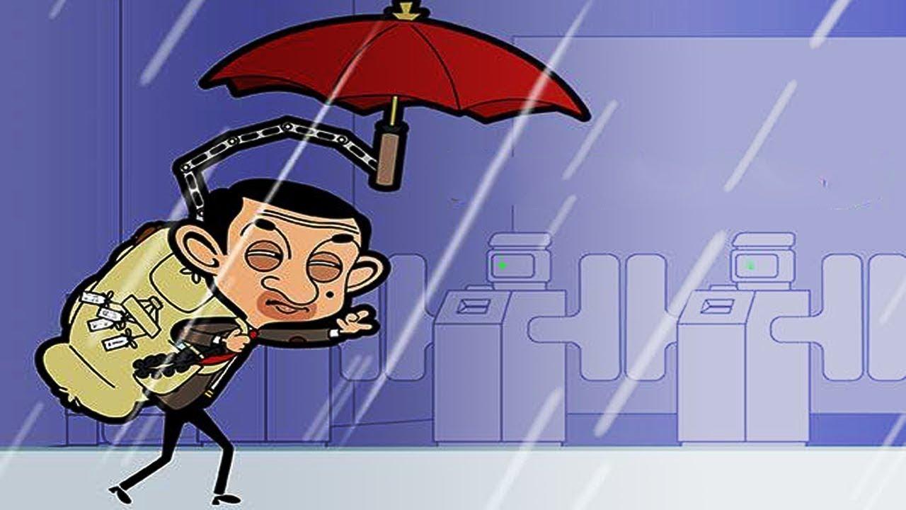 cartoons funny bean mr cartoon children animation episodes