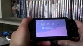 ANALISIS SONY PSP - PARTE 2, Hardware, interfase y funciones.