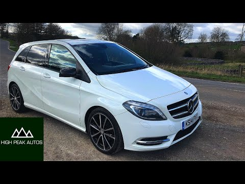 Should You Buy a Used MERCEDES B-CLASS? (TEST DRIVE AND REVIEW B180CDI)