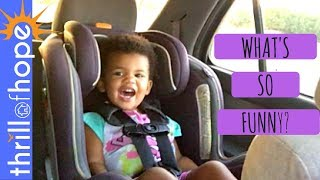 WHAT'S SO FUNNY? [WEEKDAY VLOG, FAMILY VLOG, DAILY VLOG]